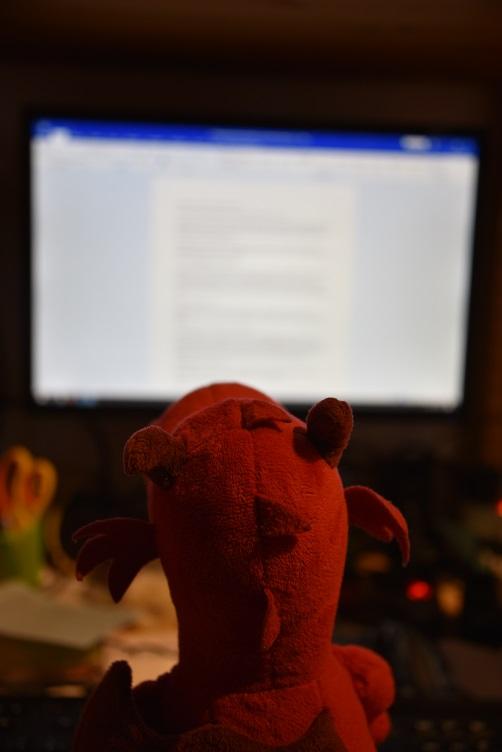 Ruby schreibt einen neuen Blogbeitrag