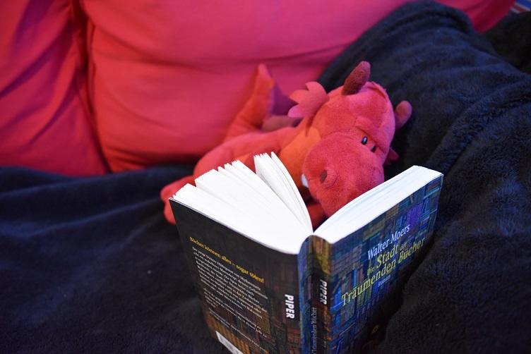 """Ruby liest """"Die Stadt der träumenden Bücher"""""""