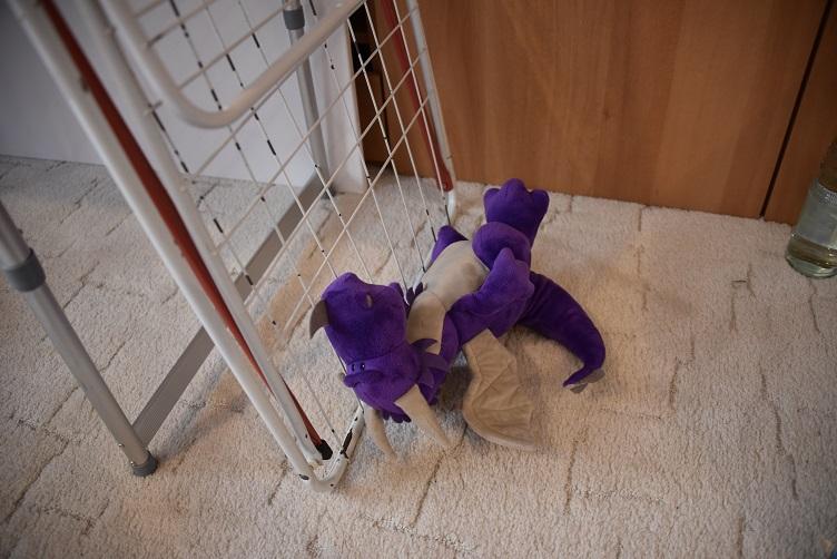 Violetta stürzt ab