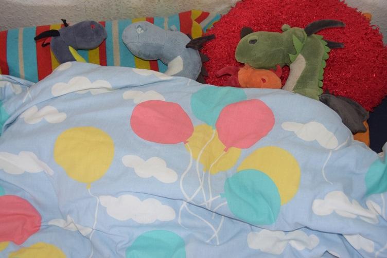 Schlafende Drachen