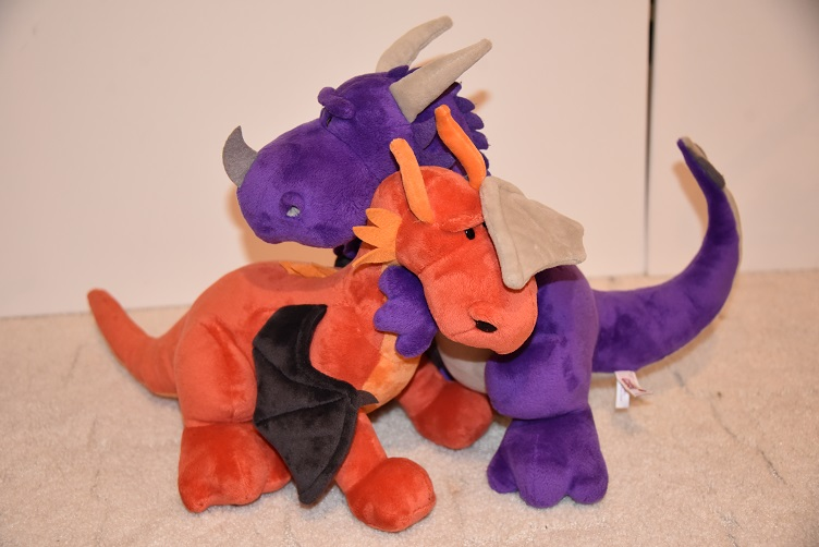 Violetta umarmt Eldur